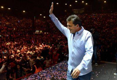 """Massa lanza su campaña y apuesta por la """"cercanía"""""""