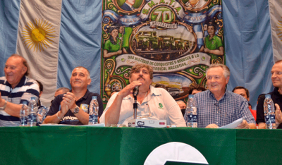 Acuña le ganó pelea por encuadre sindical al SMATA de Pignanelli