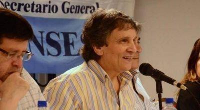 Fabré fue reelecto en APOPS y dijo que resistirá la privatización de las jubilaciones