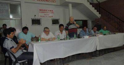 """La Federación Ceramista acusó a la conducción sanjuanina de """"pro patronal"""""""