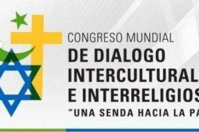 Presentarán en Cancillería Argentina, el Congreso Mundial de Diálogo Intercultural e interreligioso