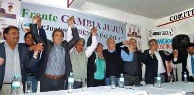 """Presentaron candidatos de """"Juntos Podemos Palpalá"""""""