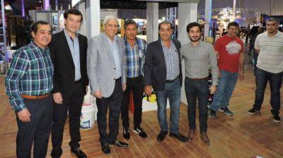 El vicegobernador Neder visitó la Expo Casa en el exitoso cierre de la 1° edición