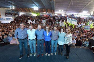 El peronismo se mostró unido en Villaguay