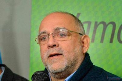 """Coordinador del Plan Belgrano: """"La reactivación del Ramal 25 será prioridad en nuestra agenda"""""""