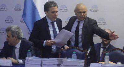 Afirman que el Presupuesto de Dujovne peca de