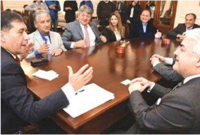 Casas resaltó la integración con Chile por el Corredor Bioceánico