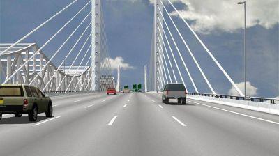 ¿Otra vez el puente Santa Fe-Santo Tomé afuera del Presupuesto?