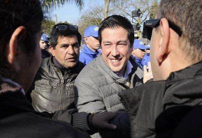 Nardini pidió la unidad del PJ y convocó a Massa y a Randazzo