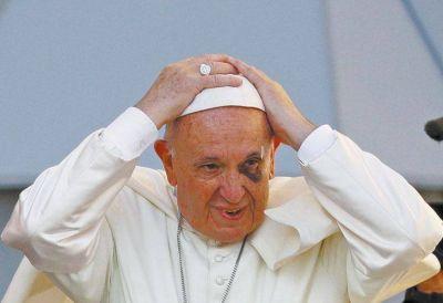 Papa: visita 2018 entre grietas e internas