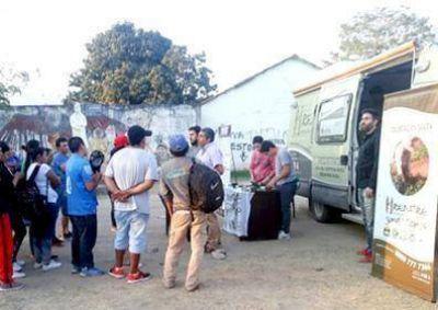 El RENATRE Salta entregó 515 Libretas de Trabajo Rural