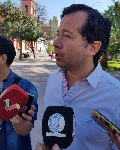 """Nicolás Lindow: """"El presupuesto de Catamarca ha sido duplicado"""""""