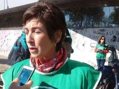 """ATE denuncia """"precarización laboral"""" en el ámbito educativo provincial"""