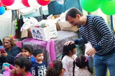 """Galmarini: """"El Gobierno no encuentra soluciones y continúa profundizando la pobreza"""