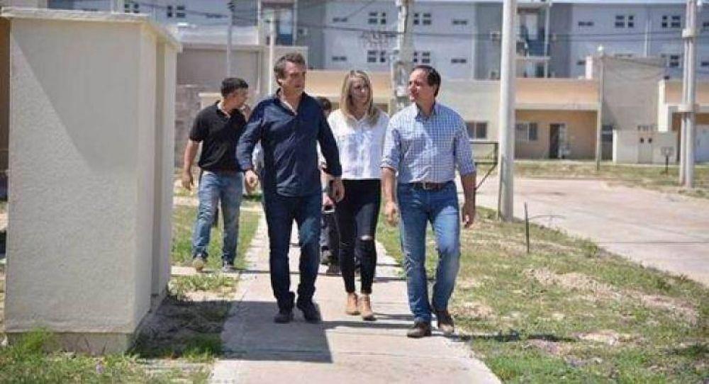 Camau presentó en Santa Catalina su futuro programa de viviendas