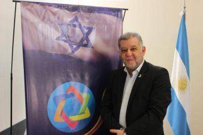 El presidente de la OSA saludó a la comunidad judía por Rosh Hashaná