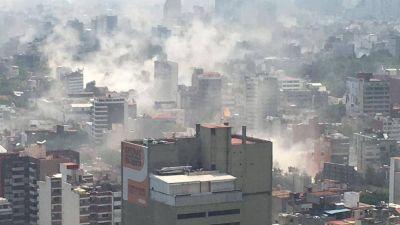Comunicado de ACIERA: Ante el terremoto en México