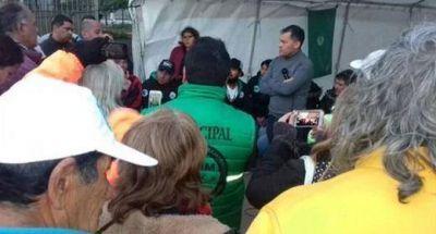 Festa ganó oxígeno: pagó la totalidad de los sueldos municipales y se reunió con funcionarios bonaerenses