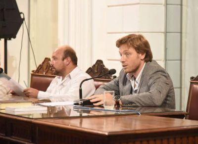 Mauricio Bosco ocupará la banca de concejal en el oficialismo