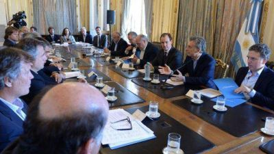 En la mesa forestal, Macri y Bordet anunciaron casas de maderas para Concordia
