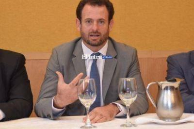 """José Urtubey: """"A la inflación hay que combatirla fortaleciendo la oferta productiva"""""""