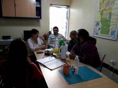 ATE y APTS unificarán reclamos ante el Ministerio de Salud