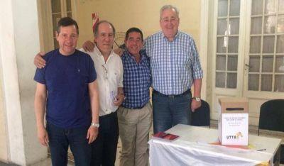 Afiliados de UTTA respaldaron a delegados de Corrientes