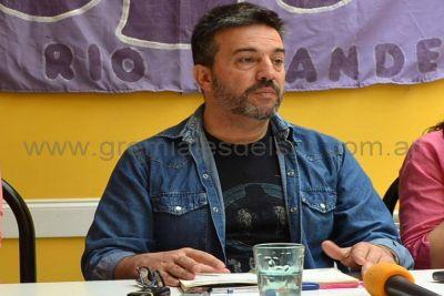 """""""Bertone desprecia todo lo público, no solo la educación sino la salud"""", Horacio Catena"""