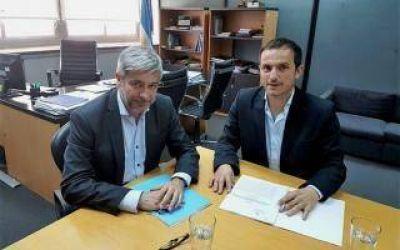 Campana: Tras las firma de un acuerdo con Nación, se asfaltarán alrededor de cincuenta cuadras