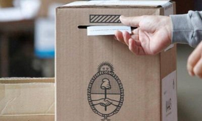 La Junta Electoral oficializó las litas que competirán en la elección de octubre