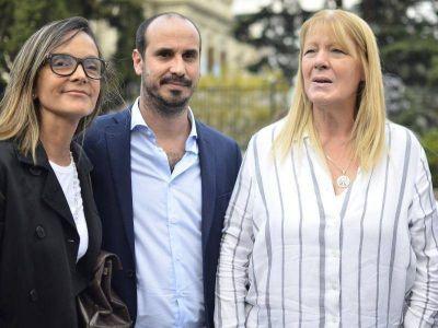 """Stolbizer en La Plata: """"Lo peor que nos pasa no es la corrupción, sino la impunidad de los corruptos"""""""