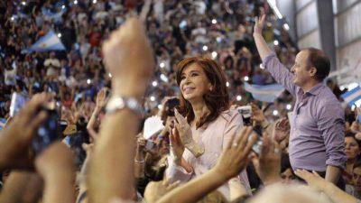 CFK en Lomas pidió votar