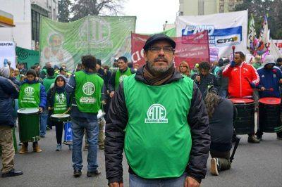 ATE logró que reincorporen a 50 trabajadores despedidos en Salud