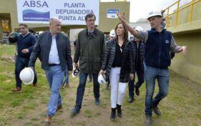 Vidal en Punta Alta: