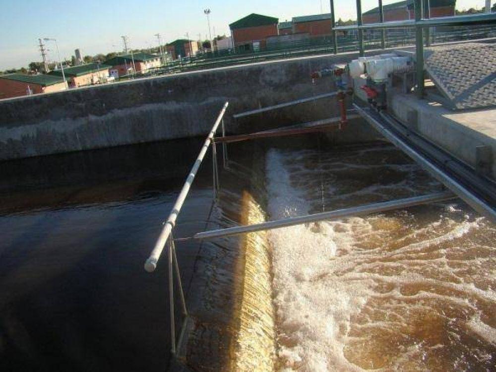 Formosa supera los 312 millones de producción diaria de agua potable