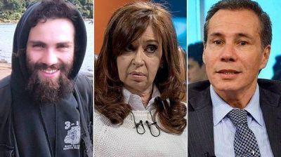 Cristina va contra la Gendarmería pero por Nisman más que por Maldonado