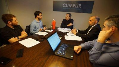 Randazzo criticó el proyecto de presupuesto presentado por el Gobierno