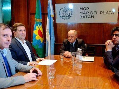 Vidal le intervino la Secretaria de Hacienda a Arroyo y nombró a Herman Mourelle
