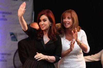 Cristina pospone al interior provincial y refuerza su presencia en la Tercera
