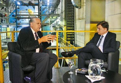 """RICARDO LOPEZ MURPHY: """"Este plan económico es vulnerable"""""""