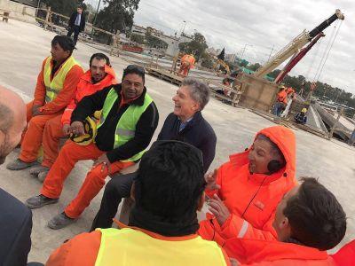 Macri vuelve a liderar la campaña en provincia, empujado por el