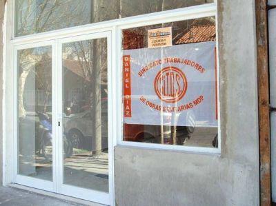 El Sindicato de Obras Sanitarias avanza el plan de construcción de viviendas para afiliados