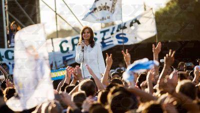Cristina hablará en Punta Lara
