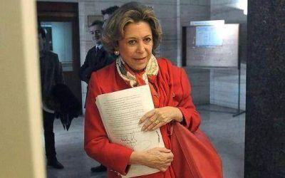 Falleció María Julia Alsogaray, ex ministra del gobierno menemista