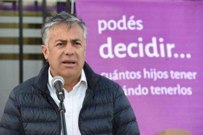 Cornejo, junto a otros gobernadores, analizará el futuro de las economías regionales