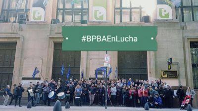 Polémica flexibilización de convenio de trabajo en el Banco Provincia