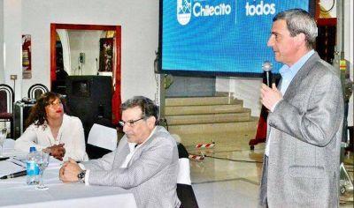 Ricardo Guerra exhortó a los riojanos a lanzarse a la búsqueda y generación de recursos genuinos
