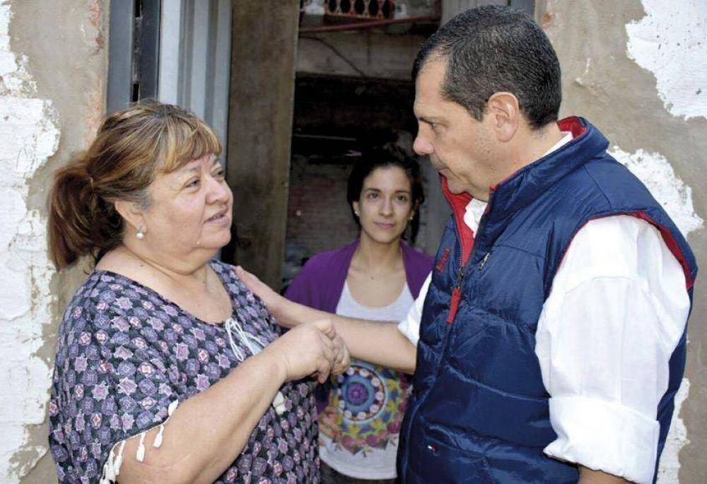 """Olivera exigió al gobierno que deje de """"mirar para otro lado"""" con la inseguridad"""
