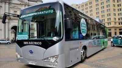 Avanza un proyecto chino para instalar una planta de buses eléctricos en Salta