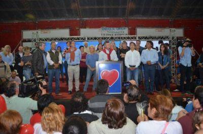 Gustavo Martínez Campos celebró los 10 años del triunfo del Frente Chaco Merece Más
